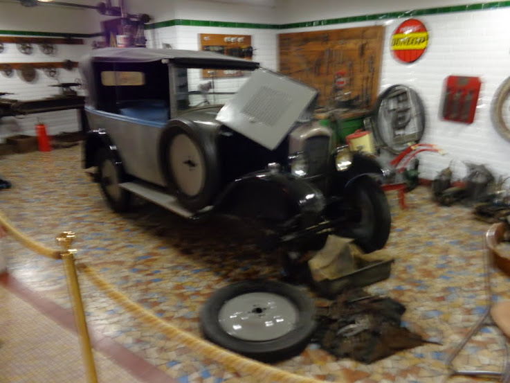Musée de l'aventure Peugeot à Sochaux DSC01169