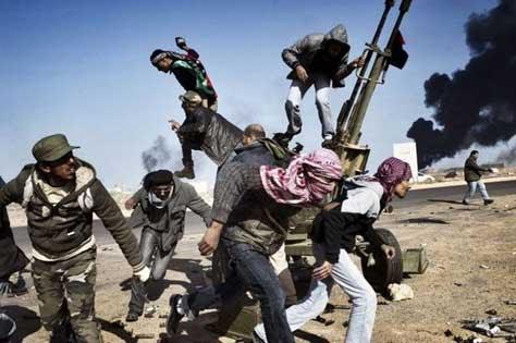 Revoluciones de Oriente Medio
