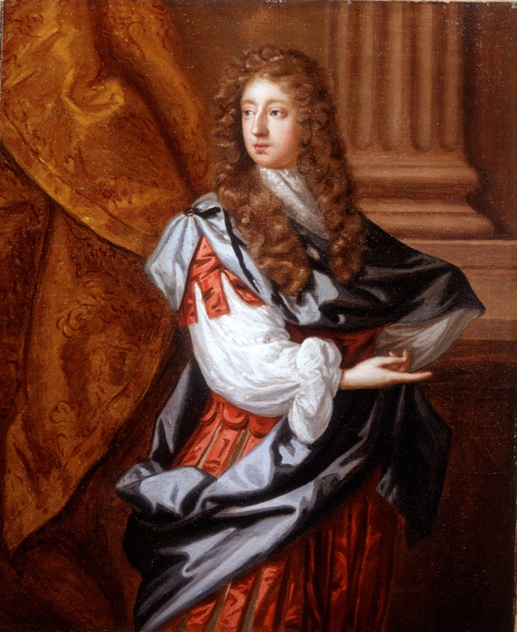 Mary Beale - Sir Thomas Isham, 3rd Baronet