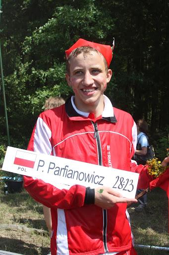 JWOC 2011 Sztafety
