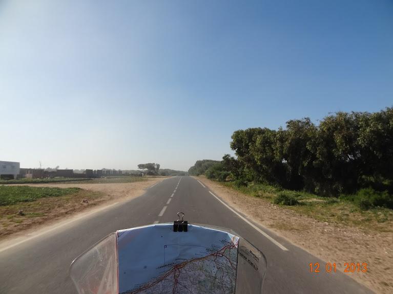 marrocos - Marrocos e Mauritãnia a Queimar Pneu e Gasolina DSC05371