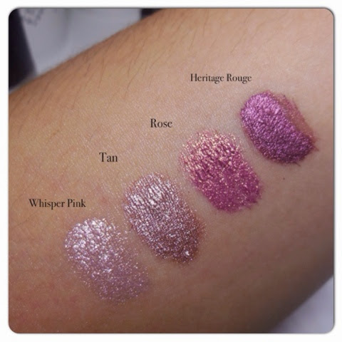 MAC 2014 Heirloom Mix Holiday Collection | My Pink Pyjamas