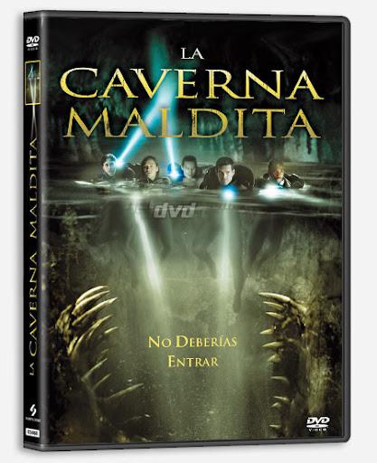 lacavernamaldita dvd%252520copia La Caverna Maldita [Español Latino] [Calidad DVD]