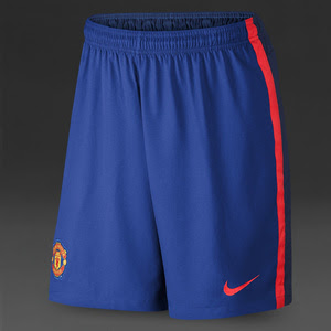 Jual Celana Manchester United 3rd 2014-2015