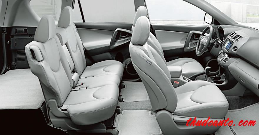 Toyota RAV4 2012 cực tốt tại Thủ đô AUTO