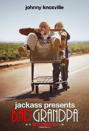 Ông Già Siêu Quậy - Jackass Presents Bad Grandpa 2013 Poster