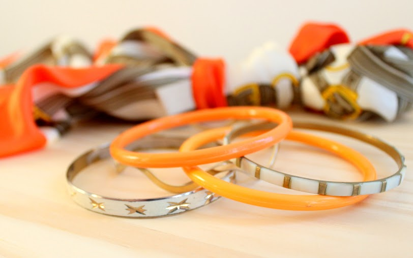 Shades of Me Series: ORANGE by Jill Dorsey of Made with Moxie