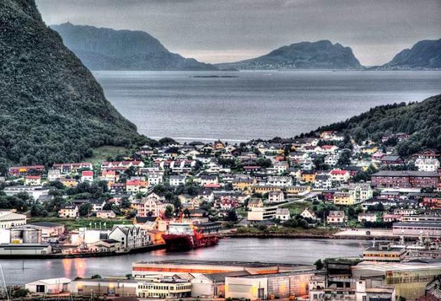 Norwegian Landscapes 1