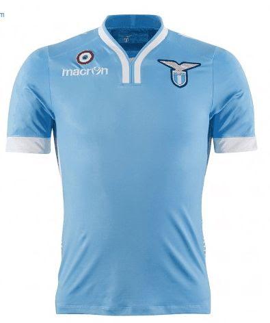 Jual Jersey Lazio Home Terbaru 2014