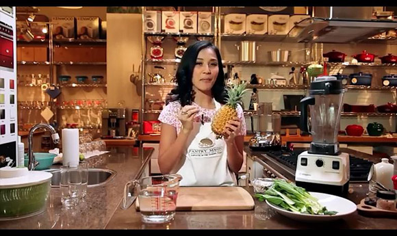 Resep Green Smoothies Ala Sophie Nativa
