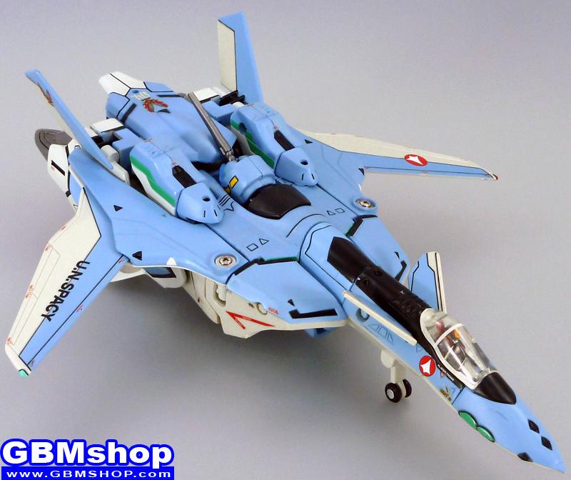 Macross Yamato 1/72 VF-X2 VF-19A VF-X Ravens Excalibur Fighter Mode