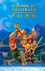 A Lenda de Valhalla Thor
