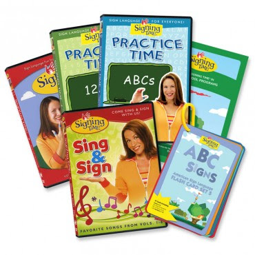 sign language homeschool