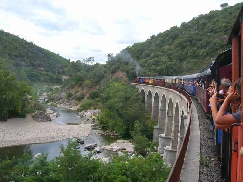 La ferrovia Anduze - St-Jean-du-Gard