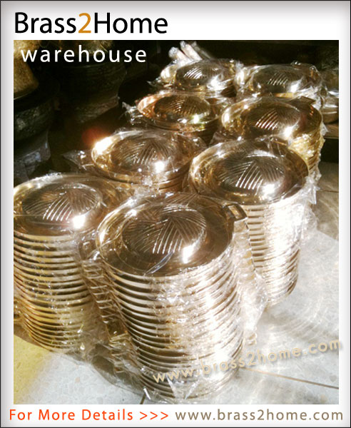 Brass2home warehouse
