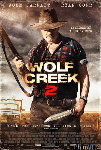 Thung Lũng Sói 2 - Wolf Creek 2 poster
