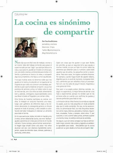 Revista Mamá y Bebé