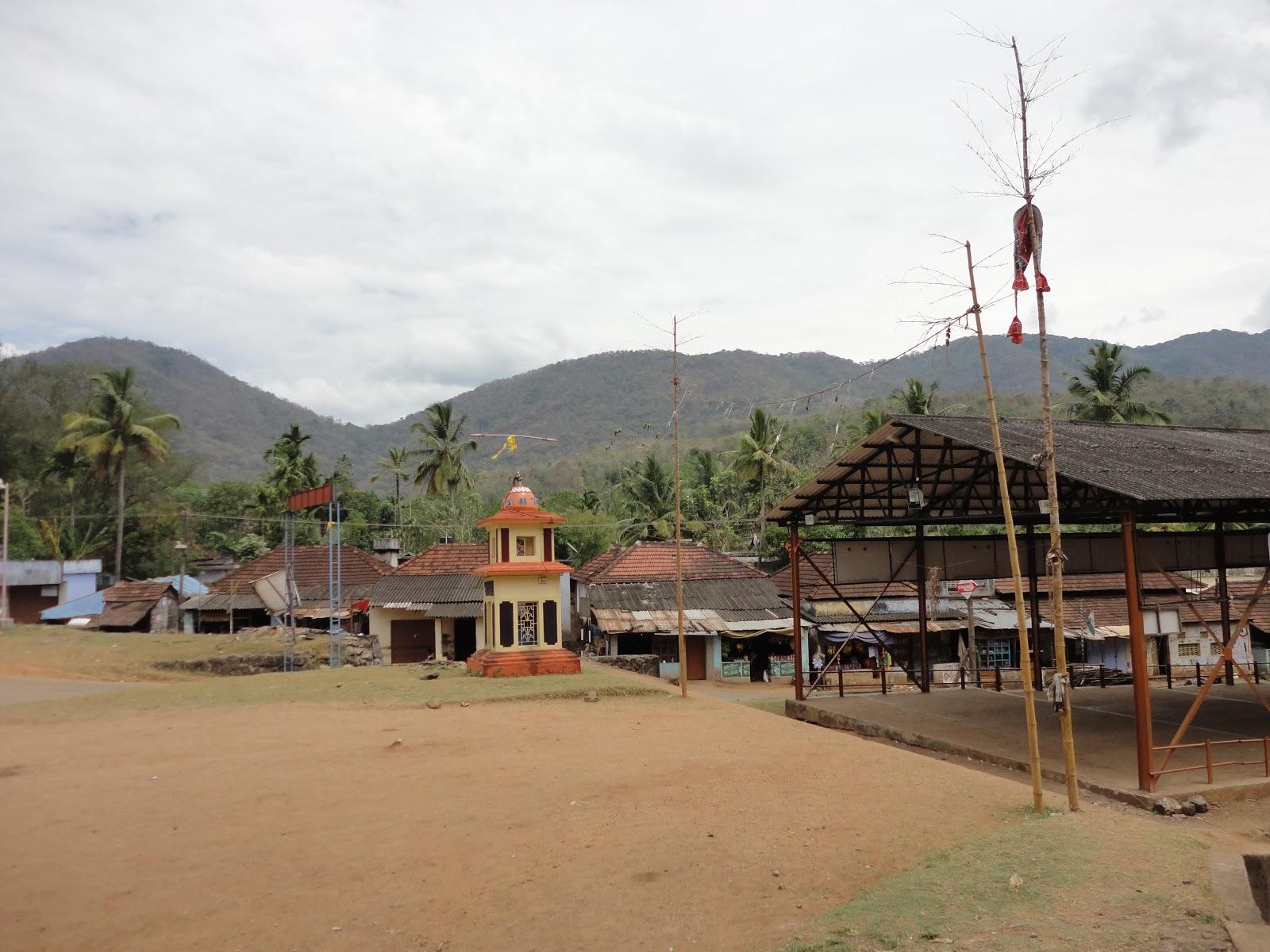 Achan Kovil - Achankoil Sastha Temple