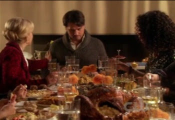 thanksgiving episode still from gossip girl