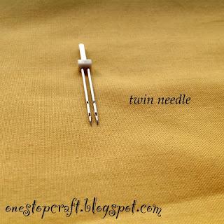 Jarum kembar