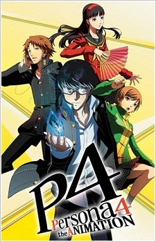 Persona 4 The Animation Preview Image