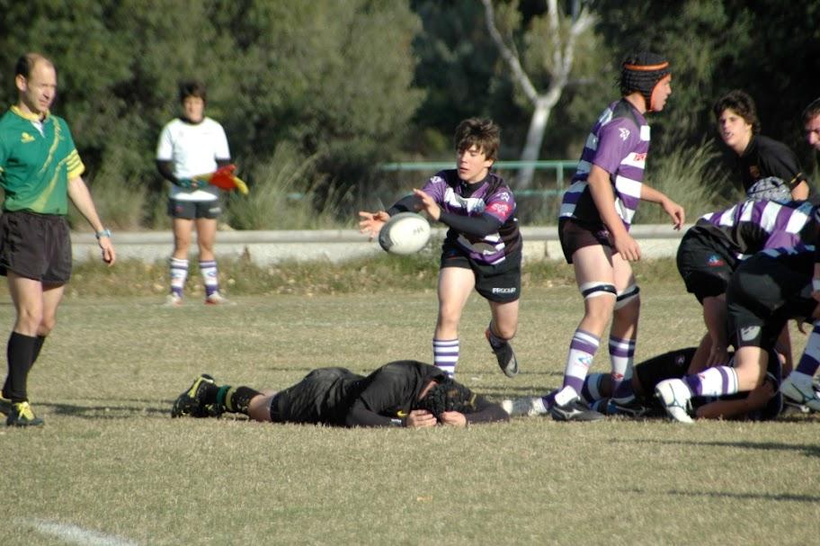 CRT vs BARÇA (U18)