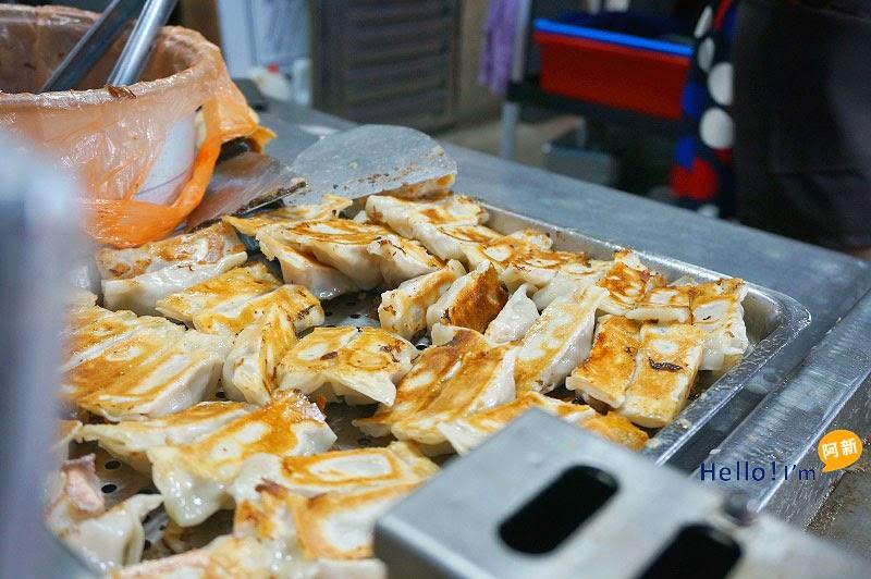 台中西區美食,南京水餃鍋貼專賣-3