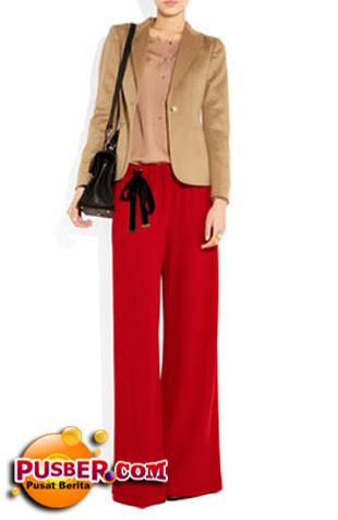 Trend Model Blazer Wanita Terbaru
