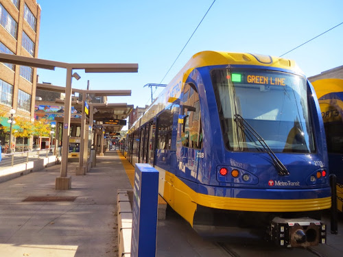 I 39 M Retired Adventures Of A Simpler Life Training New Light Rail To St Paul