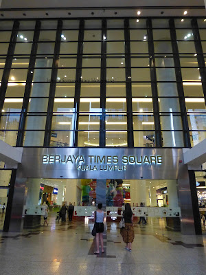 how to go to berjaya times square