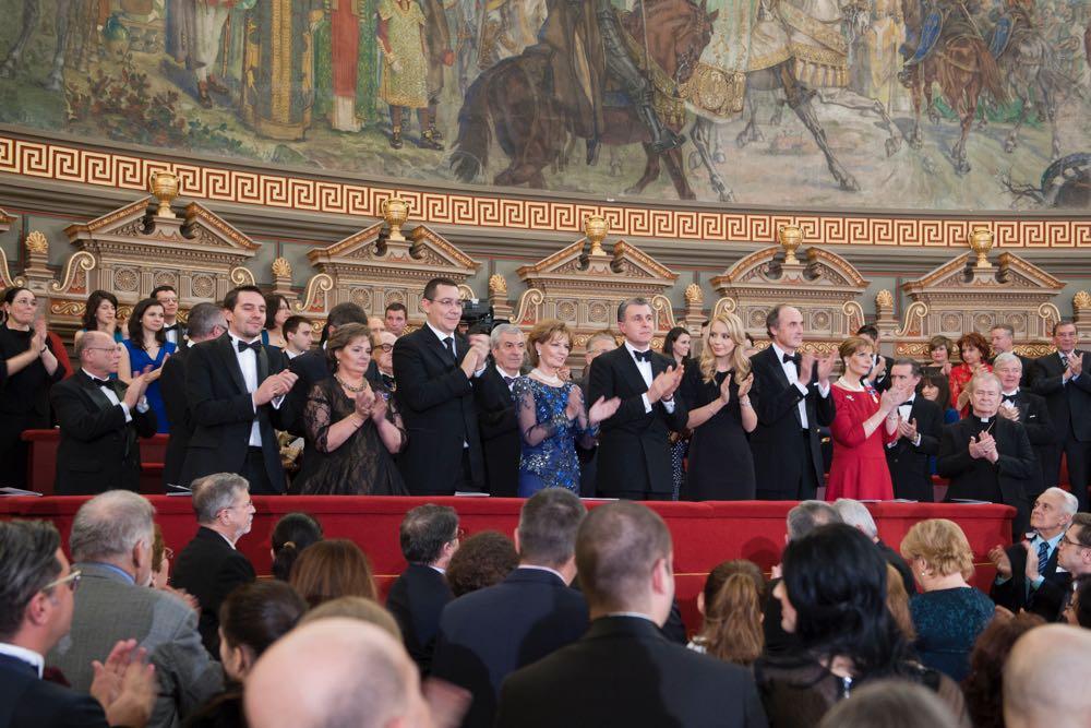 Concert aniversar 25 ani Ateneul Român
