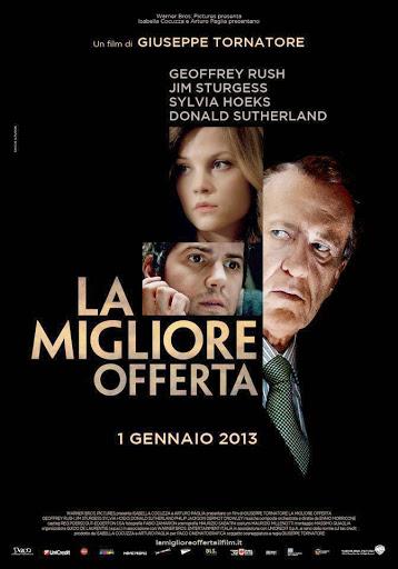Το Τέλειο Χτύπημα The Best Offer La Migliore Offerta Poster