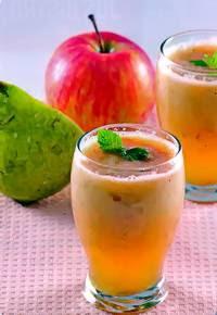 jus buah apel pir stroberi untuk diet