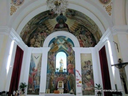 Iglesia de Ayna