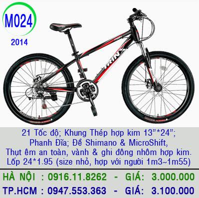 XE DAP THE THAO   XE DAP DIA HINH, xe dap the thao, xe dap trinx, xe đạp thể thao chính hãng, xe dap asama, HS%2BM024