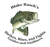 Blake Rasch's Strikes, Bites, and Fights, Blake Rasch, Fishing Guide
