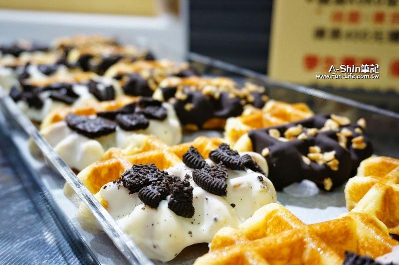 台中KUKO鬆餅-2
