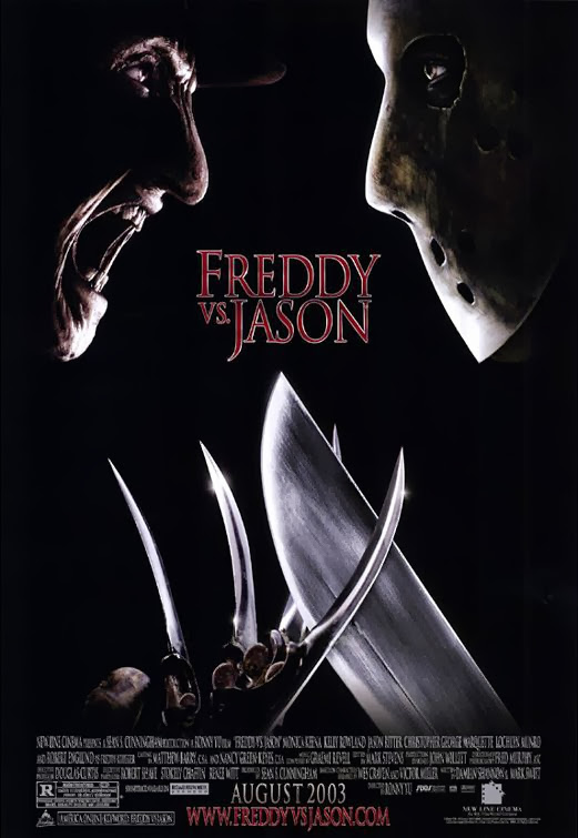Poster Of Freddy vs. Jason (2003) Full Movie Hindi Dubbed Free Download Watch Online At alldownloads4u.com
