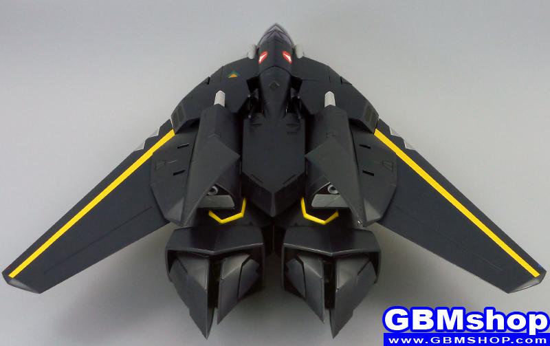 Macross 7 VF-17S Nightmare Fighter Mode