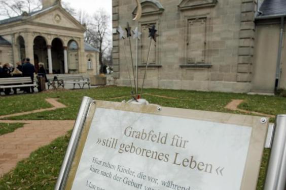 Cementerio de bebés de Fürth. Foto: © D. Karmann