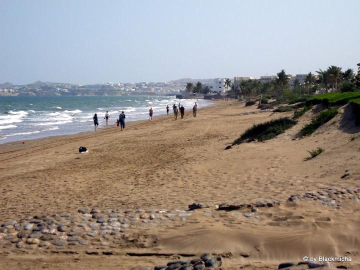 Am FKK-Strand ausgereift