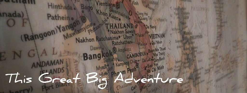 This Great Big Adventure