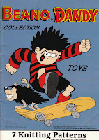 dennis the menace alan dart knitting pattern