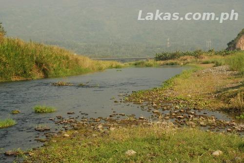 River at Abian, Nueva Vizcaya