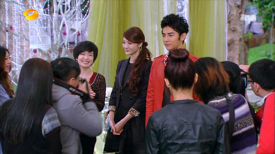 Maggie Wu, Jiro Wang, Bao Yi Lin