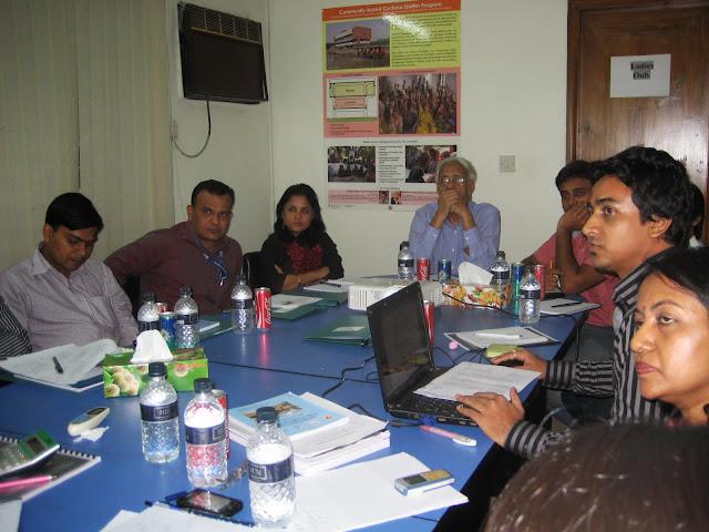 Strategic Planning Workshop with Staff Members