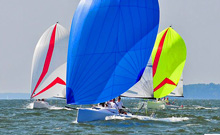 J/70 one-design speedster- sailing one-design race