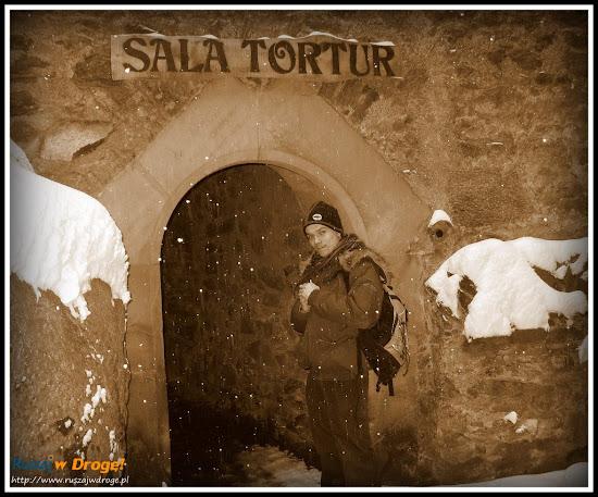 zamek czocha - sala tortur