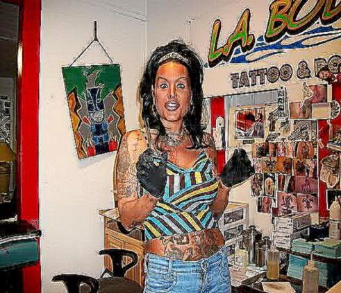 Body Art – Tattoo Chassity Sucks   Tattoos