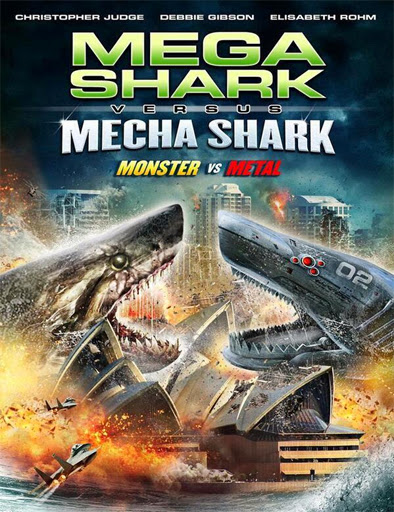 Poster de Mega Shark Vs. Mecha Shark